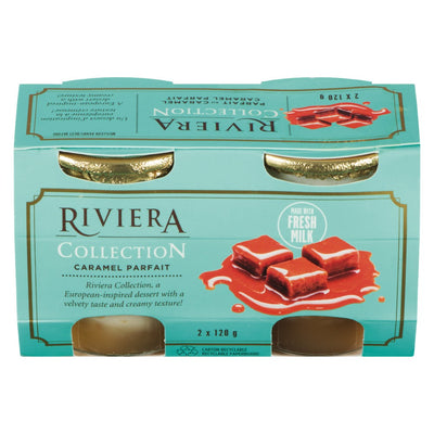 RIVIERA COLLECTION PARFAIT CARAMEL 120 G