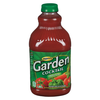 MOTT'S COCKTAIL LÉGUMES ORIGINAL 1.89 L