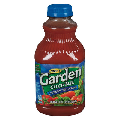 MOTT'S LOW SODIUM GARDEN COCKTAIL 945 ML