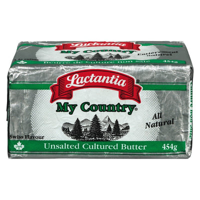 MYCOUNTRY BEURRE NON-SALÉ 454 G