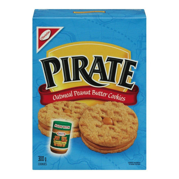 CHRISTIE BISCUIT PIRATE 300 G