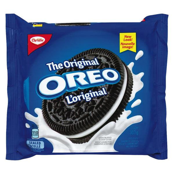 CHRISTIE BISCUITS OREO ORIGINAL 303G