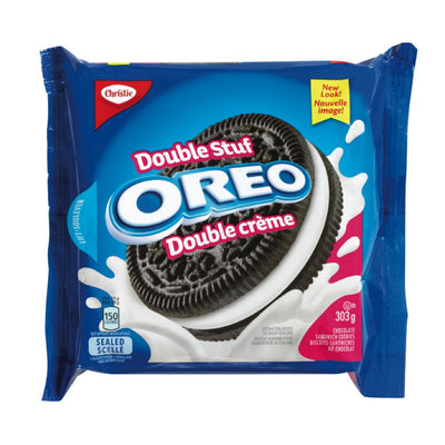 CHRISTIE OREO COOKIES DOUBLE CREAM 303 G
