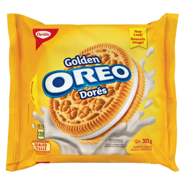 CHRISTIE BISCUITS OREO OR 303G