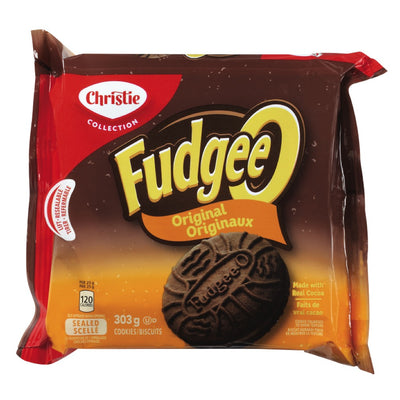 CHRISTIE FUDGEE-O COOKIES 303 G