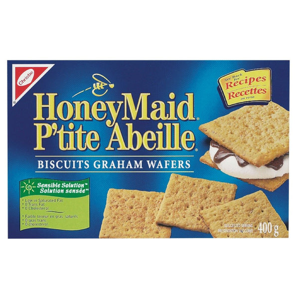 CHRISTIE BISCUIT ABEILLE GRAHAM 400 G