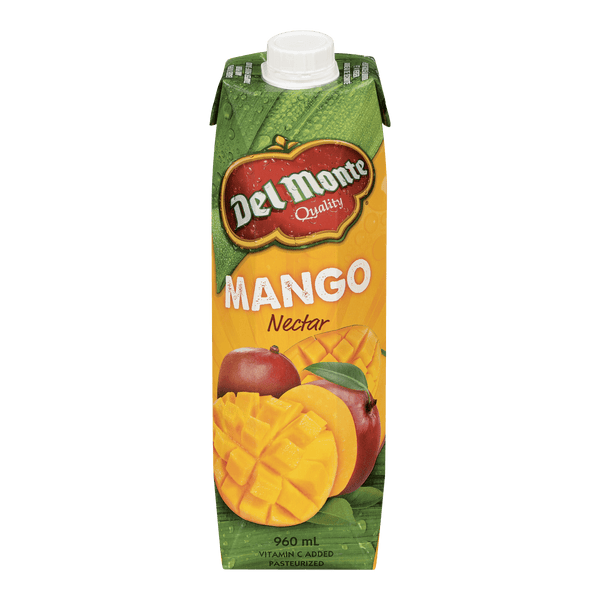 DELMONTE NECTAR DE MANGUE 960 ML