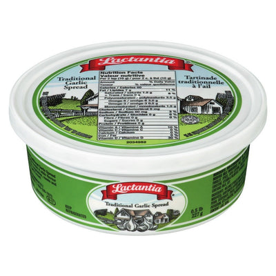 LACTANTIA TARTINADE AIL TRADITIONEL 227 G
