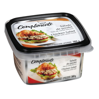 COMPLIMENTS CHICKEN SPREAD 360G