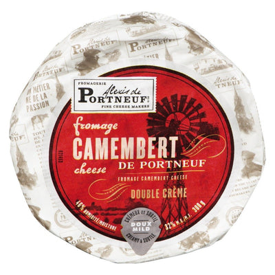 ALEXIS DE PORTNEUF FROMAGE CAMEMBERT PORTNEUF 300 G