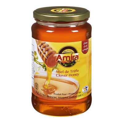 AMIRA HONEY CLOVER UNPASTEURIZED 1 KG