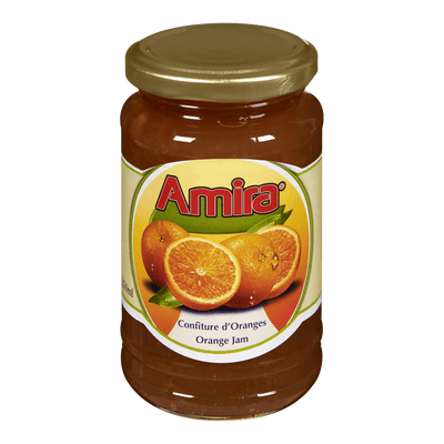 AMIRA JAM ORANGE 250 ML