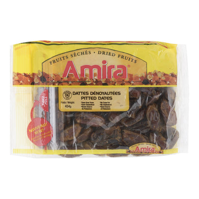 AMIRA DATES PITTED 454 G