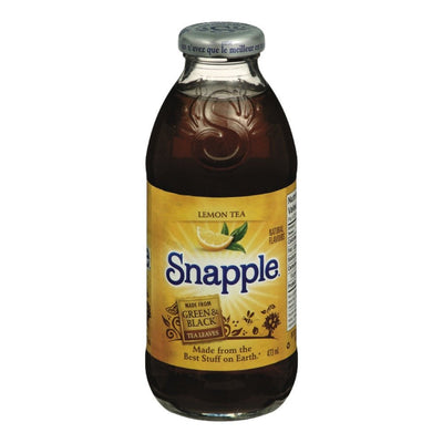 SNAPPLE THE GLACE CITRON 473 ML