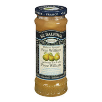 ST DALFOUR PEAR WILLIAM JAM 225ML