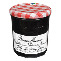 BONNE MAMAN JAM WILD BLUEBERRY 250 ML