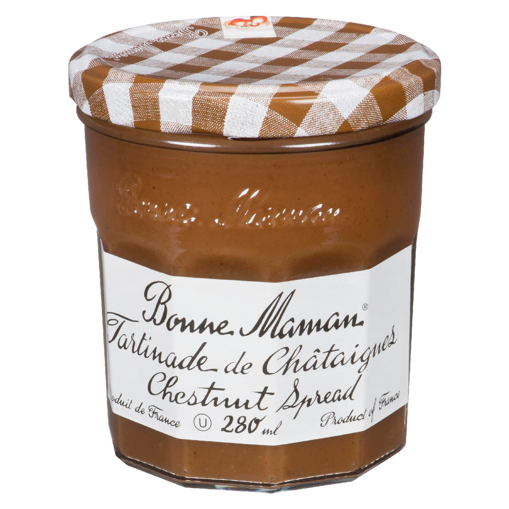 BONNE MAMAN SPREAD CHESTNUT 280 ML
