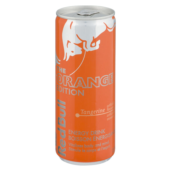 RED BULL BOISSON ENERGETIQUE ORANGE 250 ML