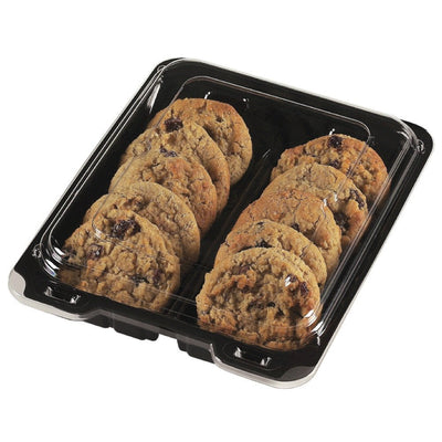 OATMEAL AND RAISIN COOKIES (10 UNITS)