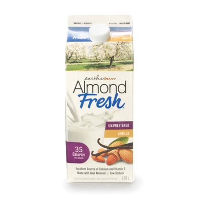 ALMOND FRESH VANILLA BEVERAGE 1.89 L
