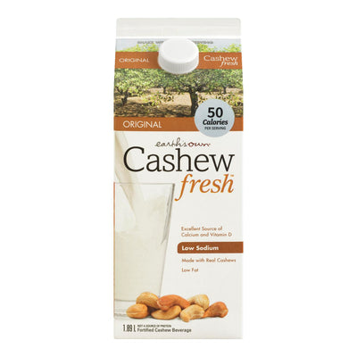 CASHEW FRESH ORIGINAL BEVERAGE 1.89 L