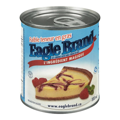 EAGLE BRAND LOW FAT SWEETENED CONDENSED MILK 300 ML