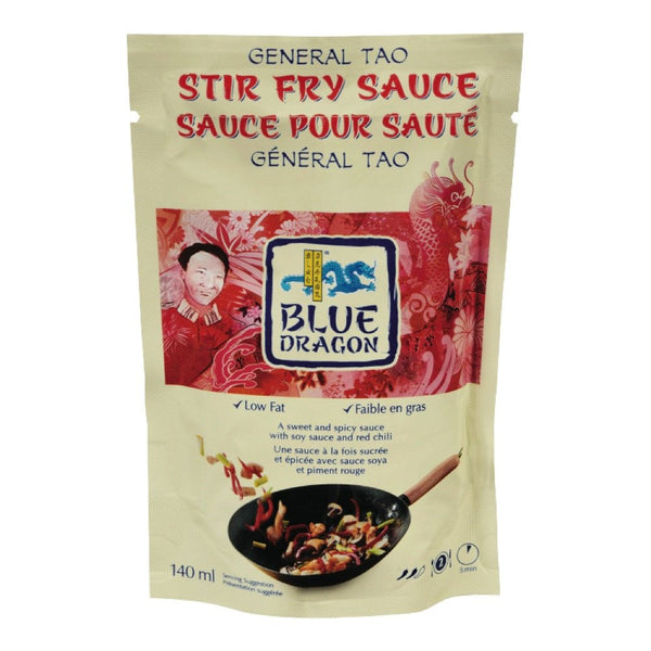 BLUE DRAGON SAUCE SAUTE J 140 ML