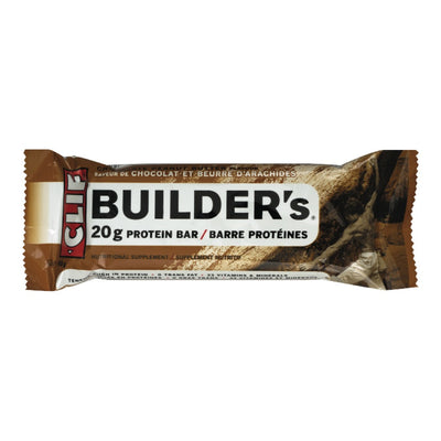 CLIF BUILDERS PROTEIN BAR CHOCOLATE PEANUT BUTTER 68 G