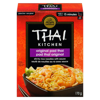 THAI KITCHEN NOODLES PAD THAI ORIGINAL 170 G