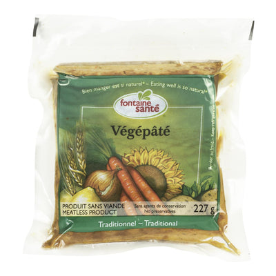 FONTAINE SANTE VEGEPATE TRADITIONAL 227 G