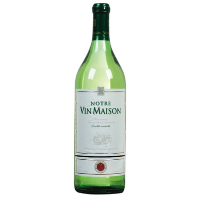 NOTRE VIN MAISON FRUITY AND SWEET WHITE WINE 1 L