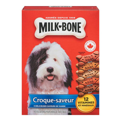 MILK BONE SNACKS FOR DOGS SMALL FLAVOUR SNACK 800 G