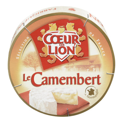 COEUR DE LION CAMEMBERT 250 G