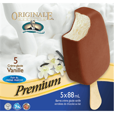 AUGUSTIN VANILLA ICE CREAM BAR 5X88 ML