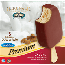 AUGUSTIN DULCHE DE LECHE BAR 5X88 ML