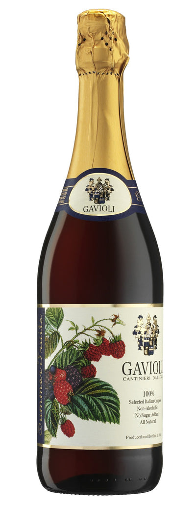 GAVIOLI SPARKLING JUICE WILDBERRIES 750 ML