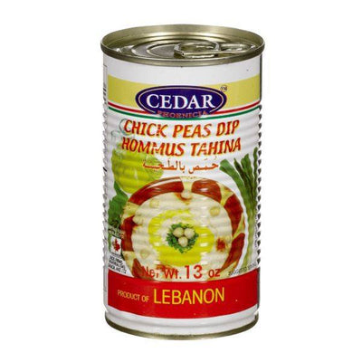 CEDAR DIP OF CHICKPEAS 380 G