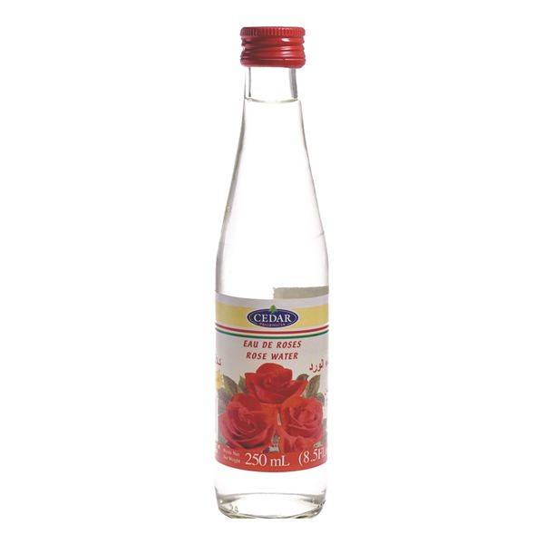 CEDAR ROSE WATER 270 ML