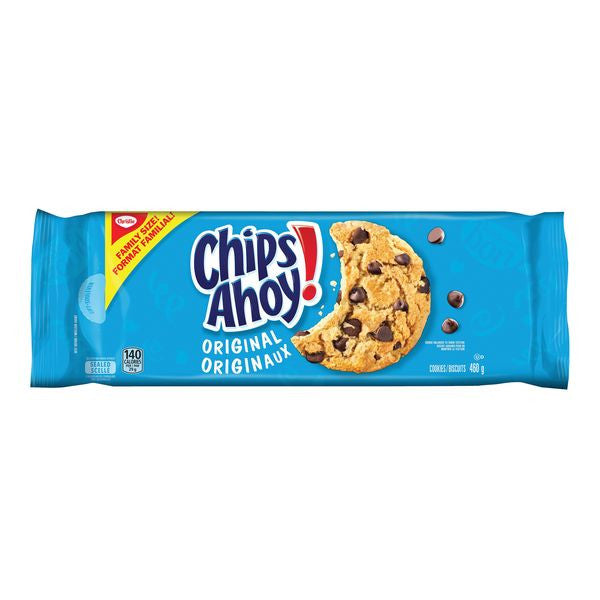 CHRISTIE BISCUITS CHIPS AHOY ORIGINAL 460G