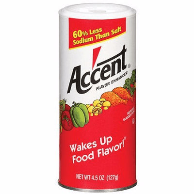 ACCENT FLAVOR ENHANCER 128 G