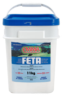 EMMA FETA CANADIAN MILK OF COW