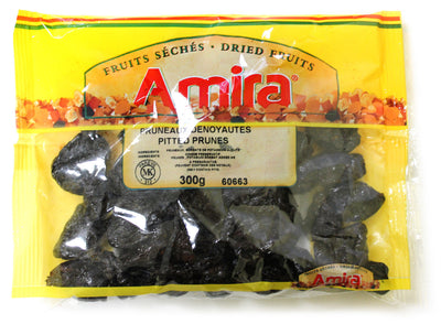 AMIRA PITTED PRUNES 300 G