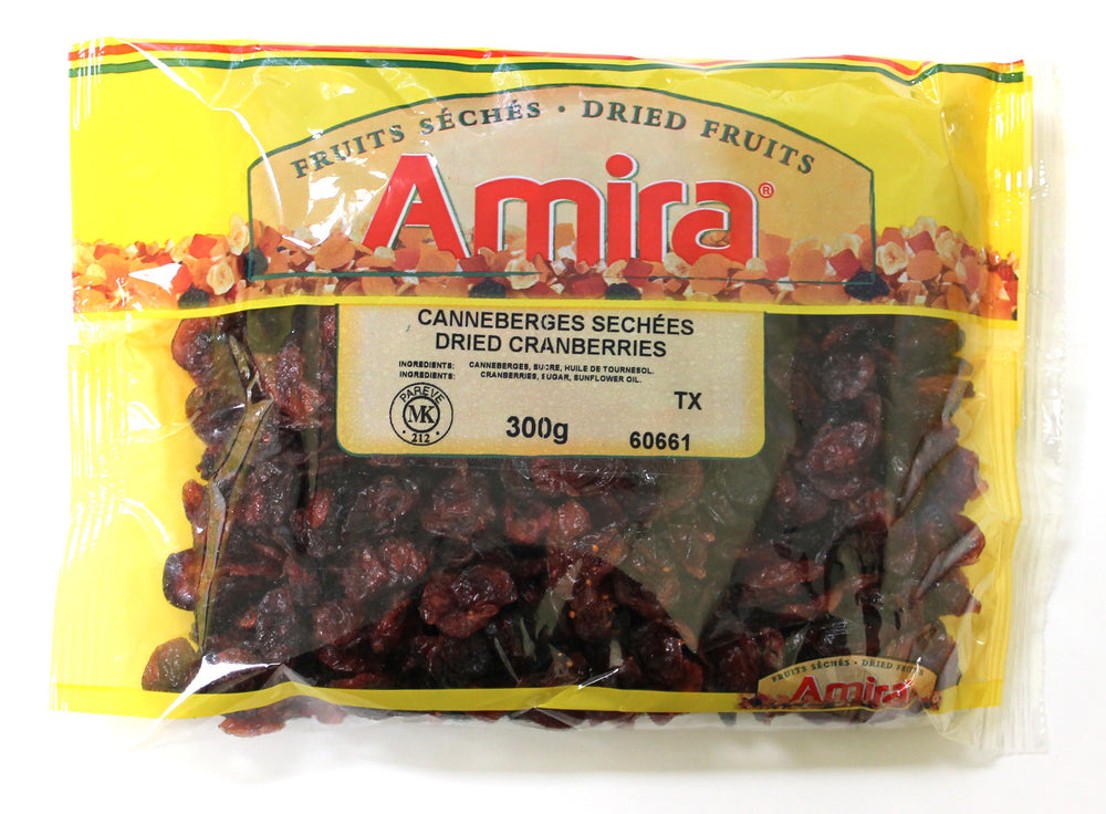 AMIRA DRIED CRANBERRIES 300 G