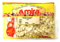 AMIRA SLICED WHITE ALMONDS 300 G