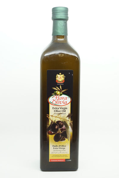 FLORA OLIVIA HUILE D'OLIVE EXTRA VIERGE 1 L