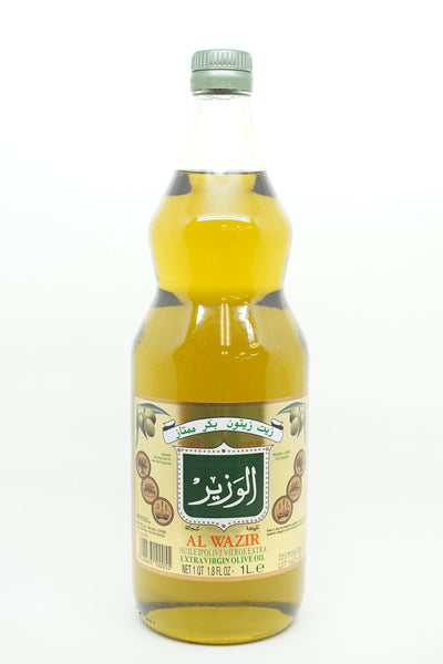 AL WAZIR HUILE D'OLIVE EXTRA VIERGE 1 L