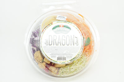 AUX VIVRES DRAGON BOWL (1 UNIT)