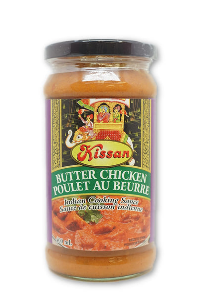 KISSAN POULET AU BEURRE 400 ML