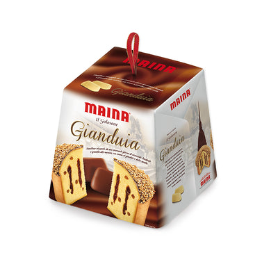 MAINA PANETTONE GIANDUIA 750 G