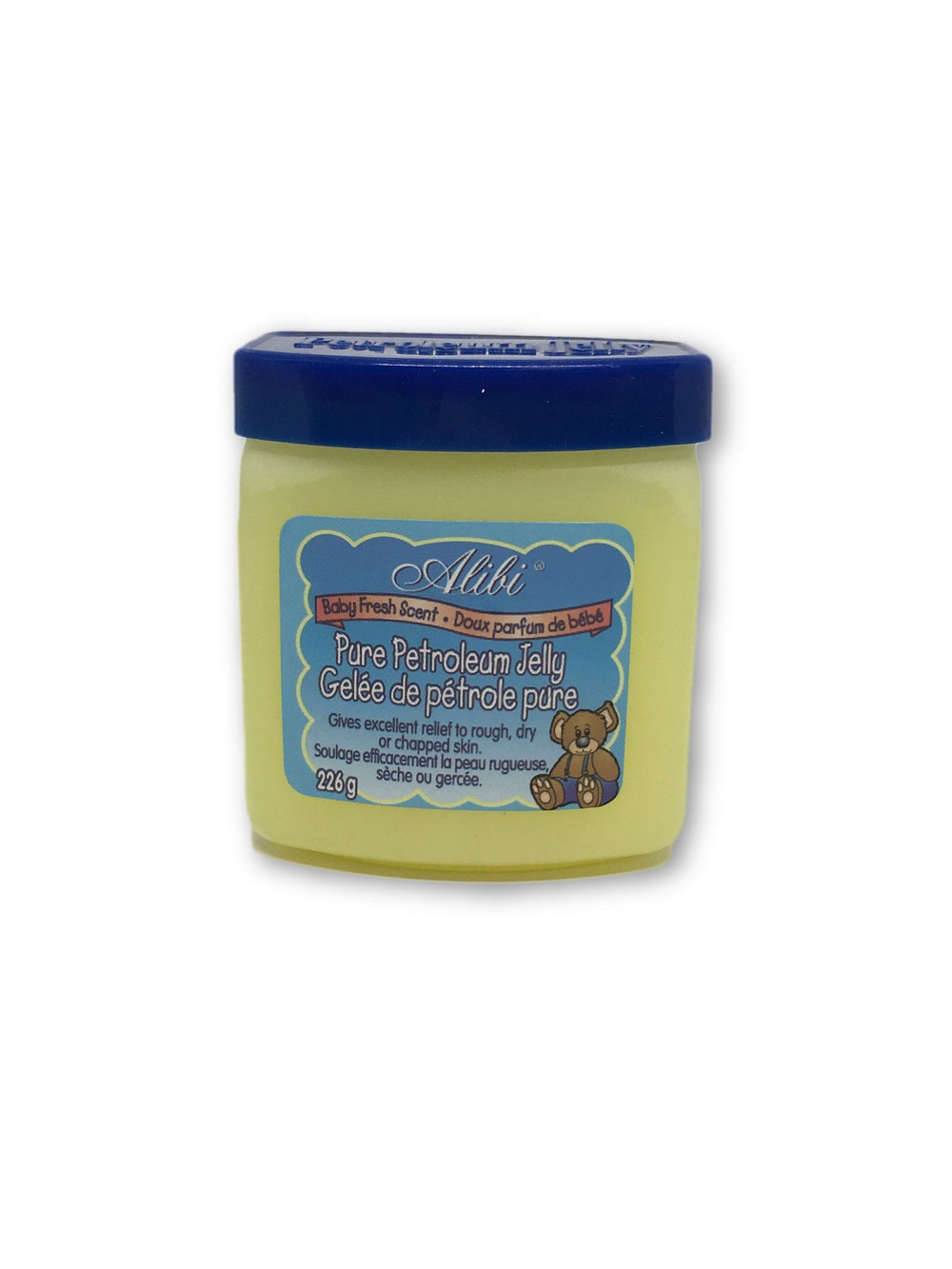 ALIBI PETROLEUM JELLY 226 G